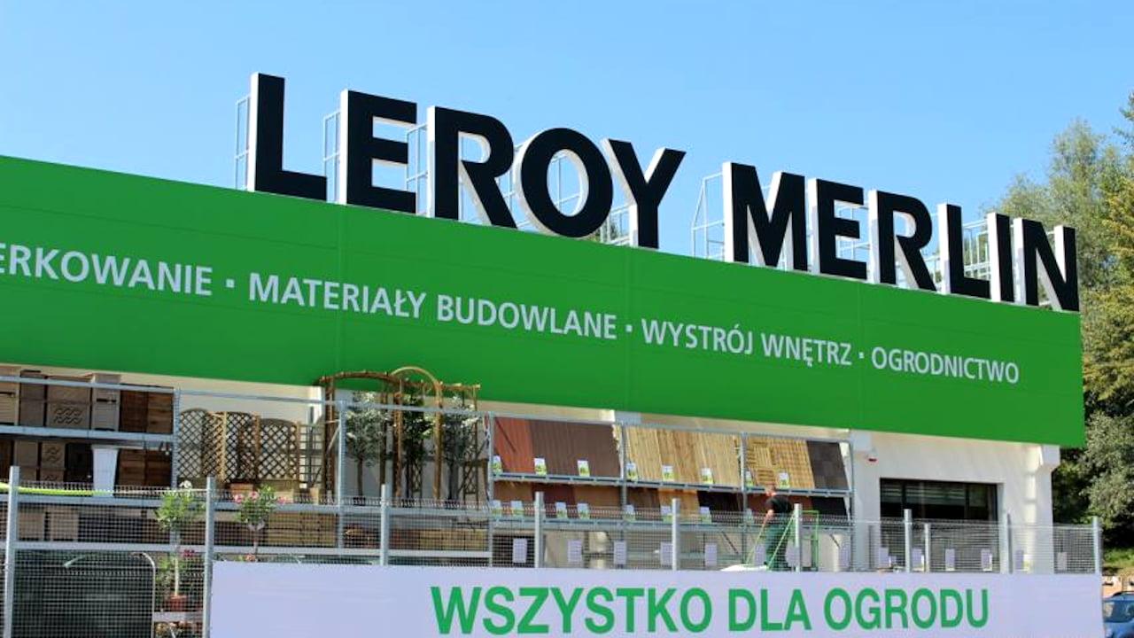 Leroy Merlin Polska Otworzy Nowy Sklep W Lodzi W Miejsce Tesco Baluty Inwestycje Pl